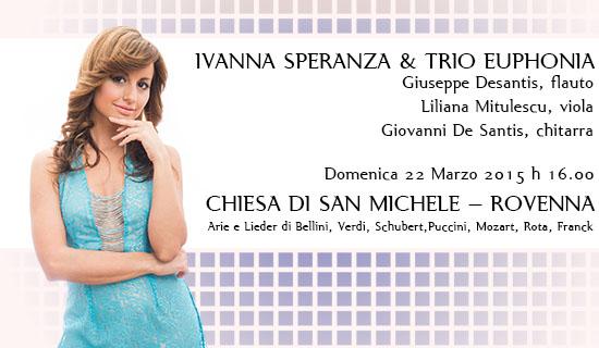Ivanna Speranza Trio Euphonia